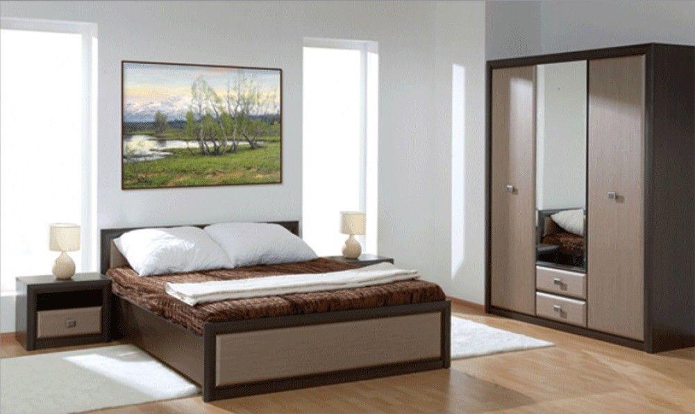 Двоспальне ліжко Коен Gerbor