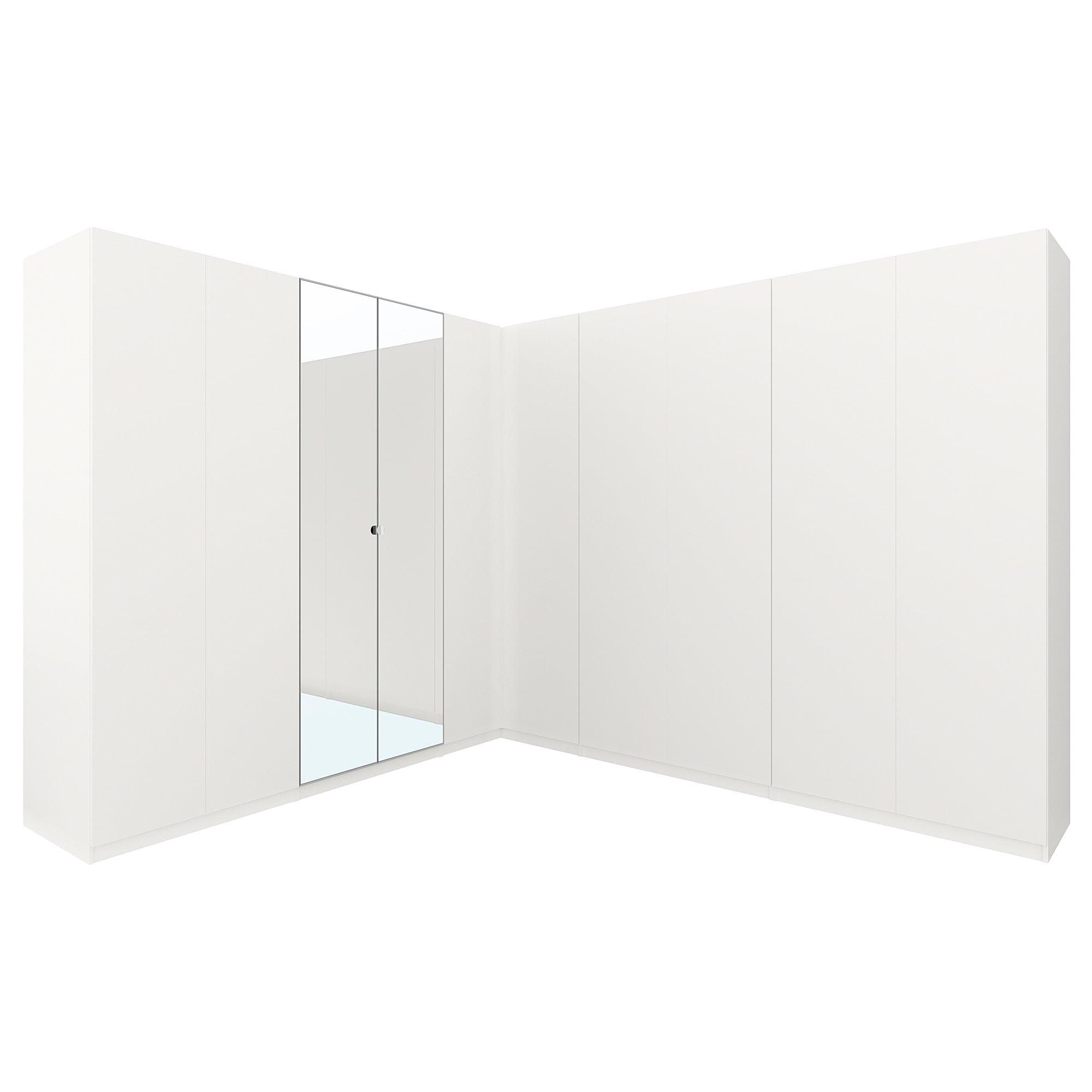 Ikea гардероб угловой с зеркалом Pax икеа пакс купить в