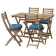 Комплект мебели садовой ASKHOLMEN
