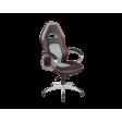 Крісло поворотне Signal Q-055 | Сірий / Чорний