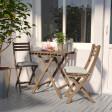 Комплект мебели садовой ASKHOLMEN - 9