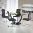 Стол обеденный Halmar Anton | Черный - 2