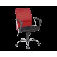 Кресло поворотное Signal Q-078 | Черный / Красный