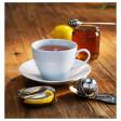 Чашка чайная с блюдцем VÄRDERA - 5