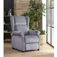 Кресло Halmar Agustin | Серый - 2