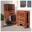 Комплект мебели садовой ÄPPLARÖ - 2