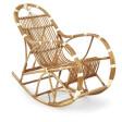 Кресло-качалка Halmar Rocco | Плетеное