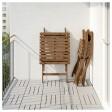 Комплект мебели садовой ASKHOLMEN - 7