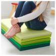 Складной гимнастический коврик PLUFSIG - 4