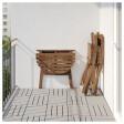 Комплект мебели садовой ASKHOLMEN - 6
