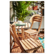 Комплект мебели садовой ASKHOLMEN - 3