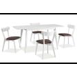 Стол обеденный Signal Combo II | Белый - 3