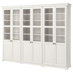 IKEA Комбинация шкафов LIATORP (ИКЕА ЛИАТОРП)