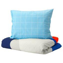 IKEA Комплект постельного белья MÖJLIGHET (ИКЕА МЁЙЛИГХЕТ)