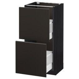 IKEA Напольный шкаф METOD / MAXIMERA (ИКЕА МЕТОД / МАКСИМЕРА)