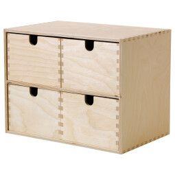 IKEA Мини-комод MOPPE (ИКЕА МОППЕ)
