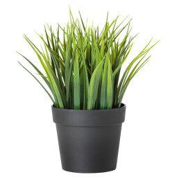 IKEA Искусственное растение в горшке FEJKA (ИКЕА ФЕЙКА)