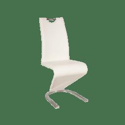 Cтул Signal H-090 Хром | Белый