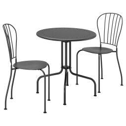 IKEA Комплект мебели садовой LÄCKÖ (ИКЕА ЛЭККЭ)
