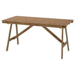 IKEA Стол садовый FALHOLMEN (ИКЕА ФАЛЬХОЛЬМЕН)