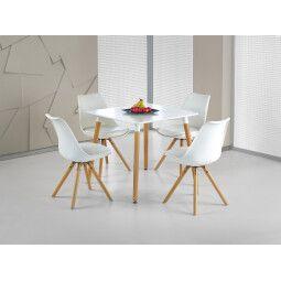 Стол обеденный Halmar Socrates квадратный | Белый