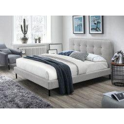 Кровать Signal Sally | 160х200 / Серый / Черный