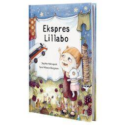 "IKEA Книга ""Паровозик Лиллабу"" LILLABO (ИКЕА ЛИЛЛАБУ)"