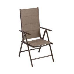 Кресло садовое Pooffe Niagara | Коричневый