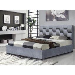 Кровать Halmar Annabel | 160x200 / Серый