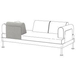 IKEA Спинка с подушкой DELAKTIG (ИКЕА ДИЭЛАКТИК)