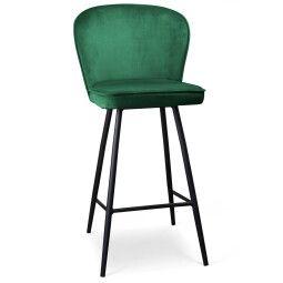 Стул Atreve Aine 70 | Зеленый / Черный