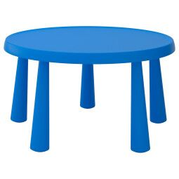 IKEA Стол детский MAMMUT (ИКЕА МАММУТ)