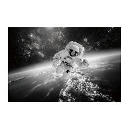 Картина на стекле Signal Космонавт
