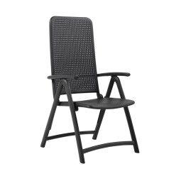 Кресло садовое Pooffe Darsena | Антрацит