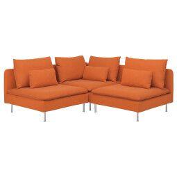 IKEA Угловой диван SÖDERHAMN (ИКЕА СЕДЕРХАМН)