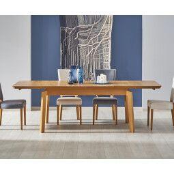 Стол раскладной Halmar Rois | Дуб медовый