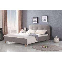 Кровать Halmar Doris | 160х200 / Серый