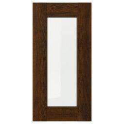 IKEA Стеклянная дверь EDSERUM (ИКЕА ЭДСЕРУМ)