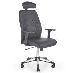 Кресло поворотное Halmar Tolio | Черный