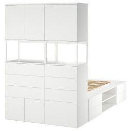IKEA Кровать PLATSA (ИКЕА ПЛАТСА)