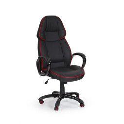 Кресло поворотное Halmar Rubin | Черный