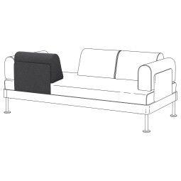 IKEA Модульная секция дивана DELAKTIG (ИКЕА ДИЭЛАКТИК)