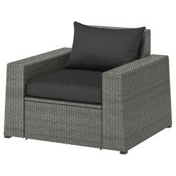 IKEA Кресло садовое SOLLERÖN (ИКЕА СОЛЛЕРОН)