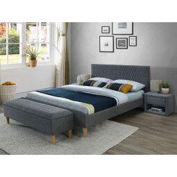 Кровать Signal Azurro   160X200 / Серый (Tap. 23)