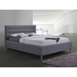 Кровать Signal Liden | 160х200 / Серый / Хром