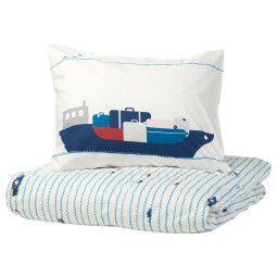 IKEA Комплект постельного белья UPPTÅG (ИКЕА УППТОГ)