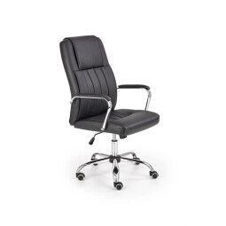 Кресло поворотное Halmar Santos | Черный
