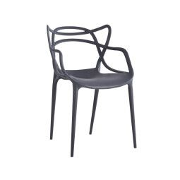 Кресло садовое Pooffe Korsyka | Антрацит