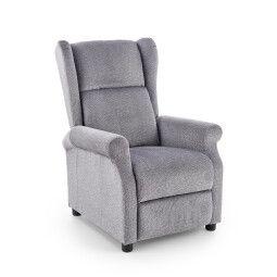 Кресло Halmar Agustin | Серый