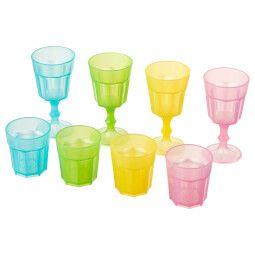 IKEA Набор стаканов DUKTIG (ИКЕА ДУКТИГ)